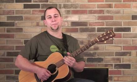 Offbeat Strumming Lesson (Guitar)