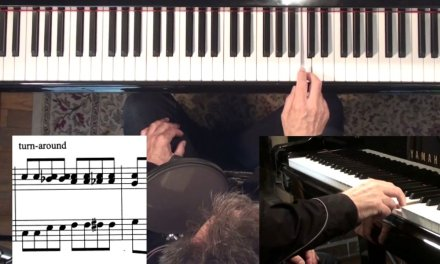 Blues Piano lesson 3 The TURNAROUND