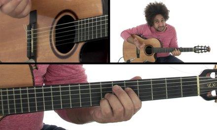 Brazilian Jazz Guitarra – Take Cinco Breakdown – Diego Figueiredo Guitar Lesson