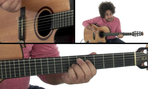 Brazilian Jazz Guitarra – Take Cinco Breakdown – Diego Figueiredo Guitar Lesson