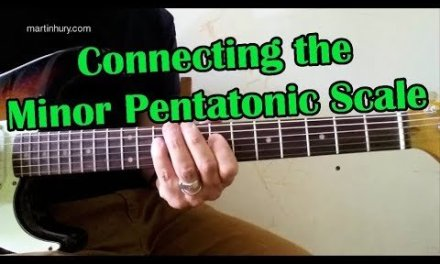 Connecting the Pentatonic Scale – Blues Guitar lessons