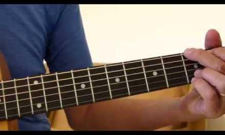 (Sittin' On) The Dock Of The Bay – Otis Redding – Guitar Lesson