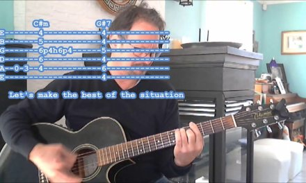 Layla, Eric Clapton, Guitar lesson with Tabs, Solos and Lyrics