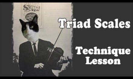 Triad Scales