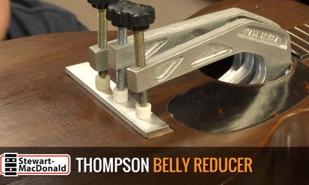 TJ Thompson Belly Reducer