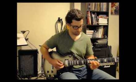 Blues Guitar Lessons Video 16 – Blues Grooves Group 3