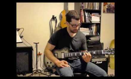 Blues Guitar Lessons Video 18 – Blues Turnarounds/Intros
