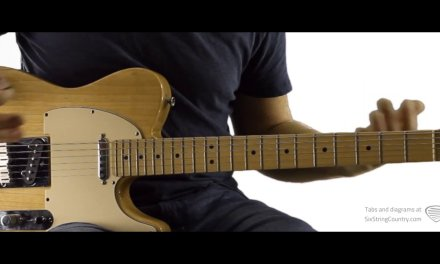 Play the Diatonic Scale in Any Key on Guitar