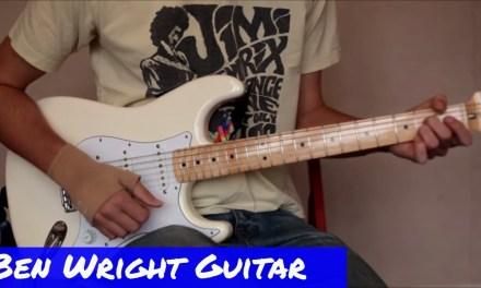 Blues Shuffle – Guitar Lesson (RHYTHM 01)