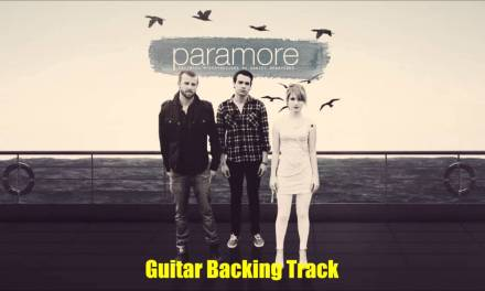 Paramore – Misery Business  [Guitar Backing Track]