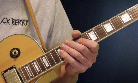 Chuck Berry Guitar Lesson Series – Sample Lesson