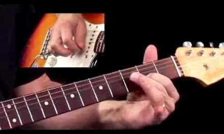 Progressive Blues Power – #6 – Guitar Lesson – Andy Aledort