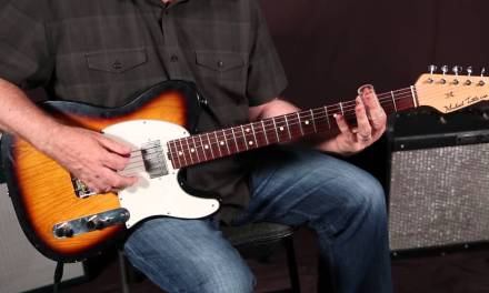 """Blues Rock Guitar Lesson: How to Play """"Just Got Paid"""" by ZZ Top on Guitar – Slide Guitar"""