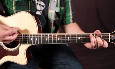 Grateful Dead – Bertha – How to Play on Guitar – Jerry Garcia  – Lessons