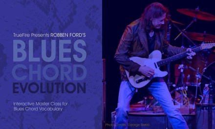Blues Chord Evolution – Intro – Robben Ford
