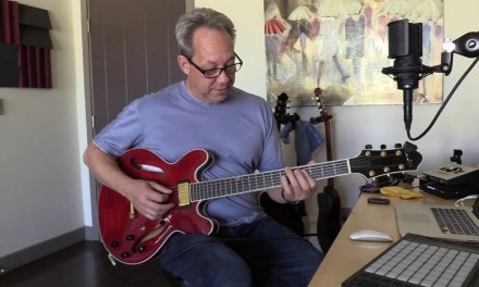 Slash Chord Harmony – Barry Greene Video Lesson Preview