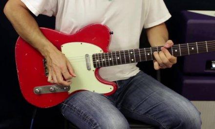 Create Arpeggio Chords in the Blues Context!