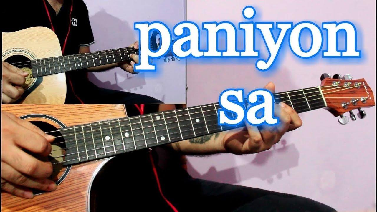 Paniyon Sa Easy Guitar Chords Tabs Lesson Atif Aslam Tulshi