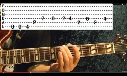 Paperback Writer – THE BEATLES – Guitar Lesson