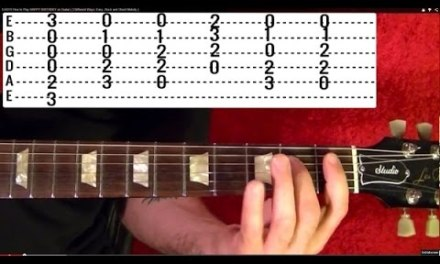 If I Fell by THE BEATLES – Guitar Lesson – EASY!
