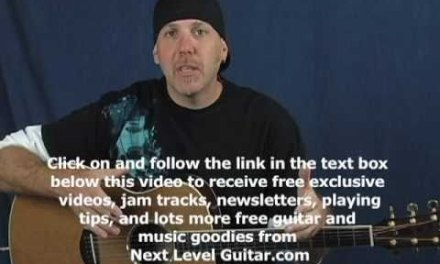 Tips for learning songs beginner guitar lesson chords strum pattern exercises