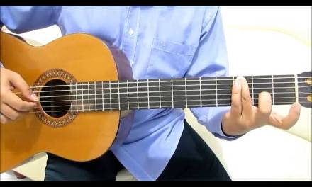 """Celine Dion My Heart Will Go On Guitar Lesson for Beginner (Intro) """"Fingerstyle"""" No Capo"""
