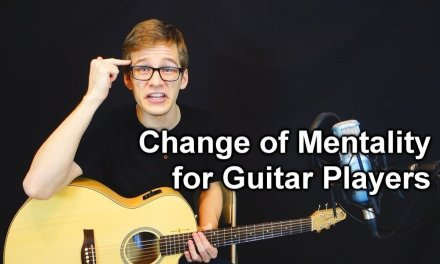 The Change of Mentality Every Guitar Player Should Benefit From (why I chose to focus on chords)