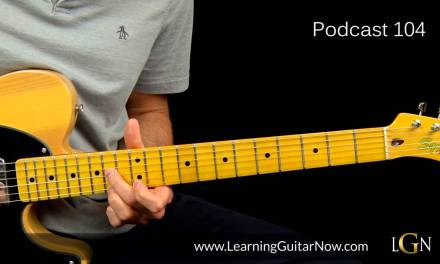 Johnny Lang Blues Lesson Podcast 15