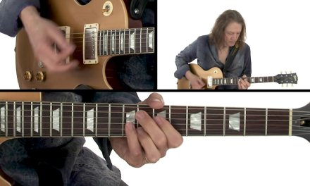 Robben Ford Guitar Lesson – More Minor Ninths and Elevenths Performance – Blues Chord Evolution