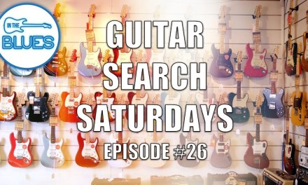 Guitar Search Saturdays Episode #26 – Five Star Music