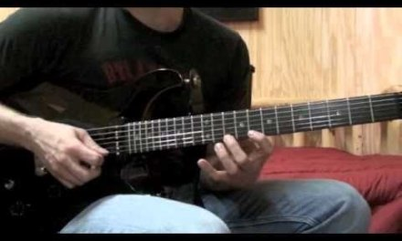 3 Note Per String Pentatonic Lick – Guitar Lesson