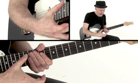 Blues Bends Guitar Lesson – Level 4: Breakdown – Jeff McErlain
