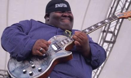 """Catfish Blues"" Christone ""Kingfish"" Ingram @ 2016 Winthrop Rhythm & Blues Festival"