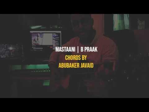 Mastani Guitar Chords | B Praak | Jaani | Guitar Lesson For ...