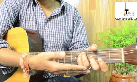 Alvida (Life in a Metro) guitar lesson (www.tamsguitar.com)