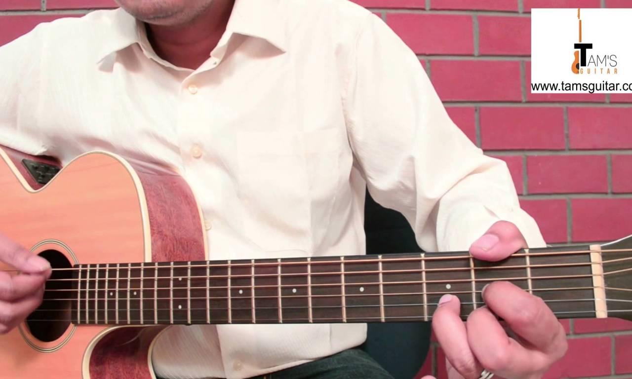 3 Chords Hindi Song Guitar Lesson For Beginnersyeh Hai Bombay Meri