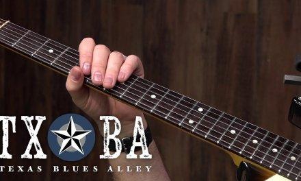 Beginner Blues 12-Bar Ending (with a twist)