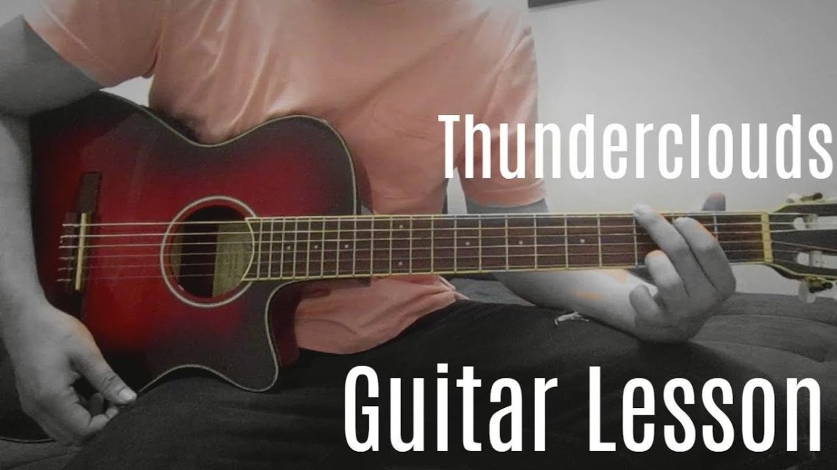 Lsd Thunderclouds Guitar Lesson How To Play Chords Bass