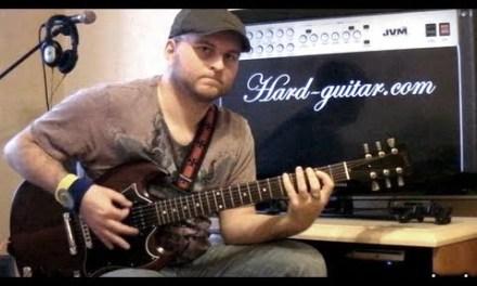 Black Sabbath NIB Guitar Lesson (how to play NIB tutorial with tabs and lyrics) N.I.B. Tony Iommi
