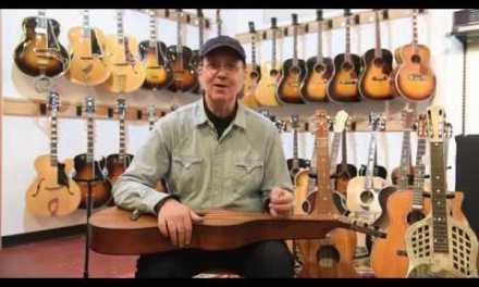 Introduction to Hawaiian Guitars