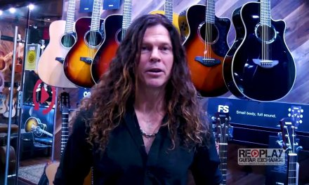 Chris Broderick for Replay Guitar Exchange