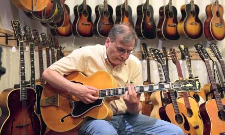 1939 Gibson L-5P Archtop Acoustic Guitar at Retrofret