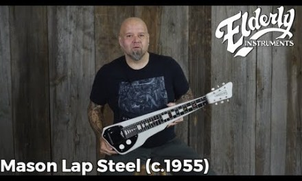 Mason Lap Steel (c.1955) | Elderly Instruments