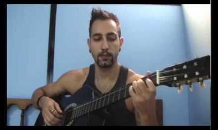 { — Tierra — } SPANISH GUITAR (Lesson-1)