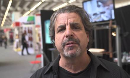 Plek@Musikmesse 2016: Joe Glaser talks about the Plek