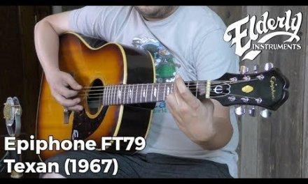 Epiphone FT79 Texan (1967) | Elderly Instruments