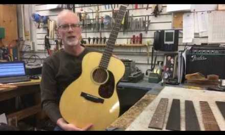 Guitar Geometry: Fingerboards   Elderly Instruments