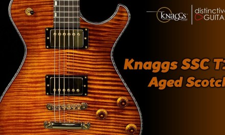 Knaggs SSC Tier 1 | Aged Scotch Flame Top