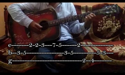 """Ae Watan""Song Of ""Raazi""/Easy Guitar Chords/Lesson/Tutorial/Guitar Cover/Independence Day special"