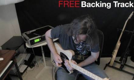 Free Guitar Backing Track